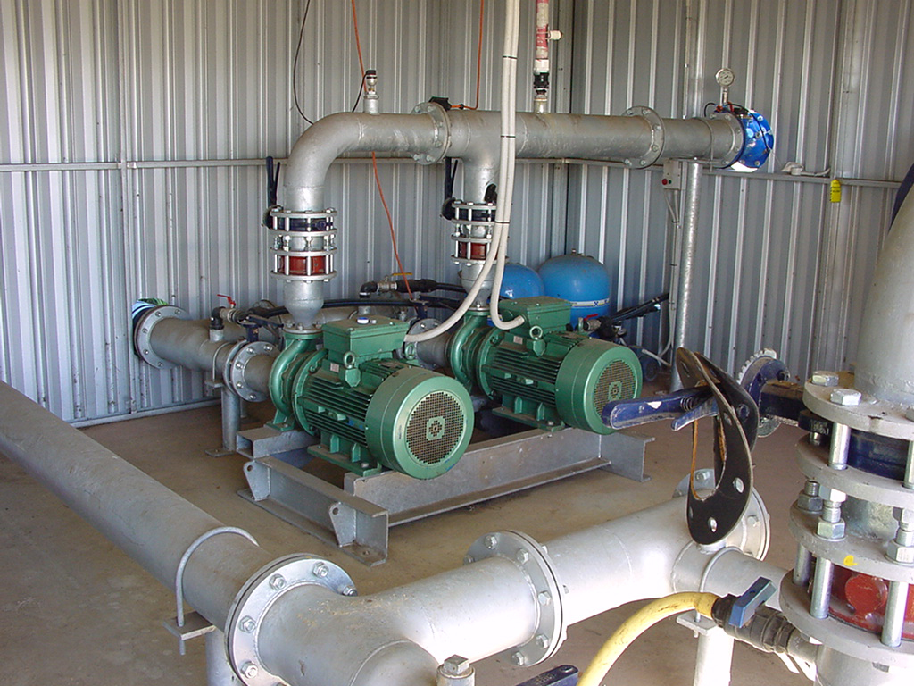 Pump Selection For Irrigated Agriculture Agriculture And