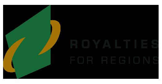 Royalties for Regions logo