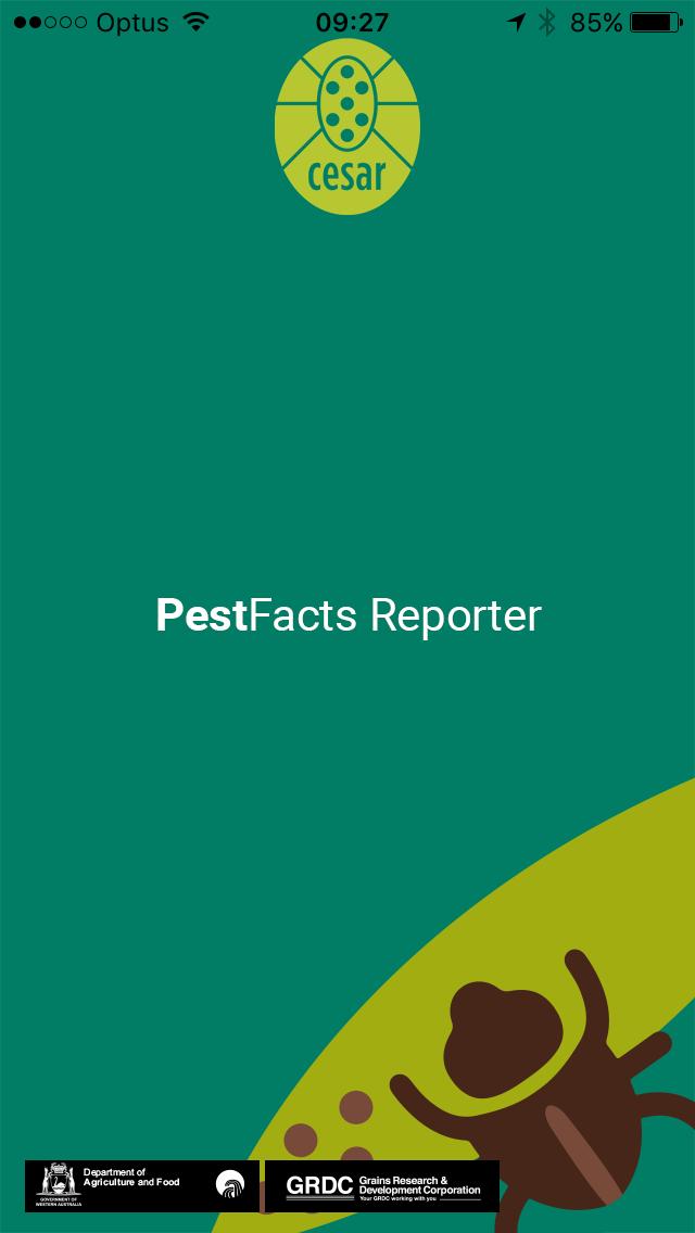PestFacts Splash
