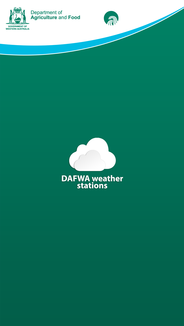 DAFWA Weather splash screen