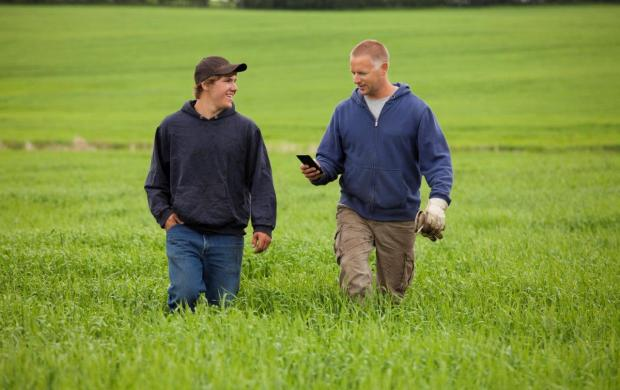 New grant available to grower groups and agricultural colleges.