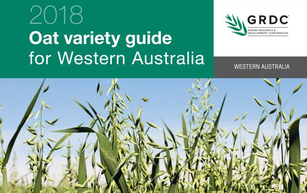 The 2018 Oats Variety Sowing Guide is now available online for growers.