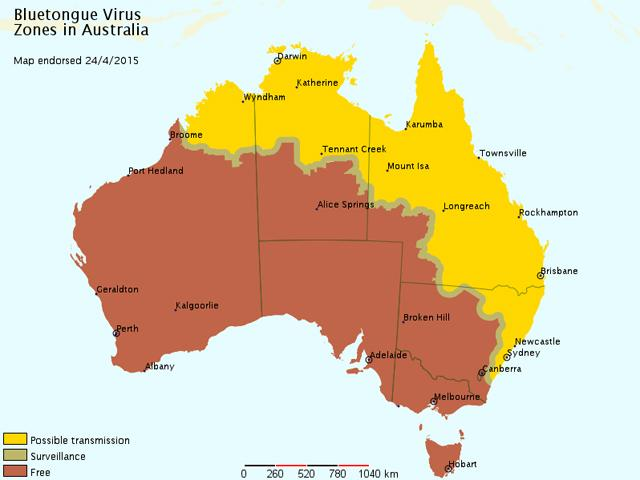 Northern AgMemo November 2015 issue 6 – State Map of Australia