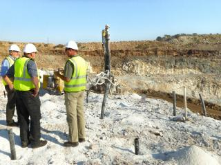 A recent study tour of South Africa investigating soil acidity