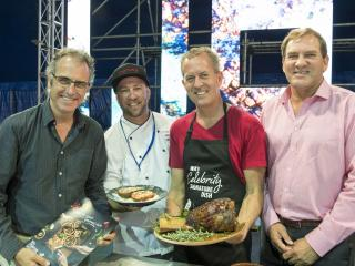 2017 Celebrity Signature Dish competition