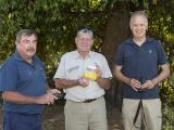 DAFWA's European wasp field staff