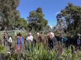 Former DAFWA staff members visit Kings Park