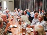 Former DAFWA staff members enjoying lunch at the Herdsman's Lake Tavern