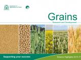 grains R&D science highlights cover