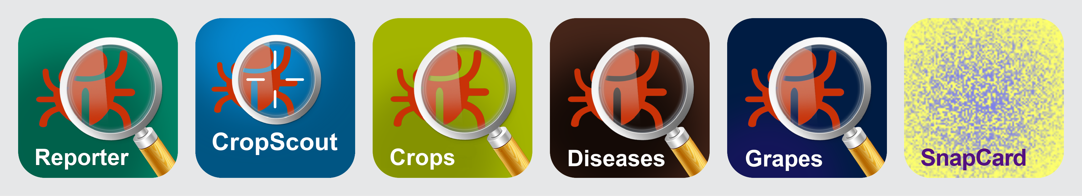 MyPestGuide family of apps