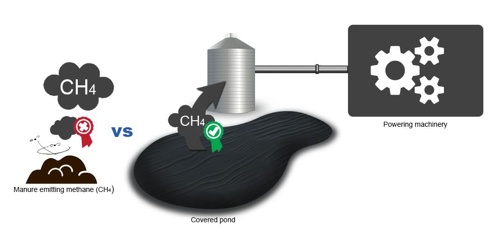 Carbon Farming Factsheet: Biogas generation and destruction