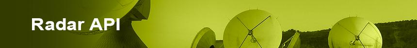 radar banner