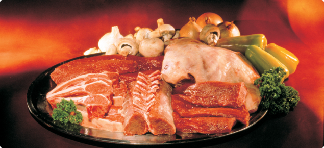 lamb meat cuts