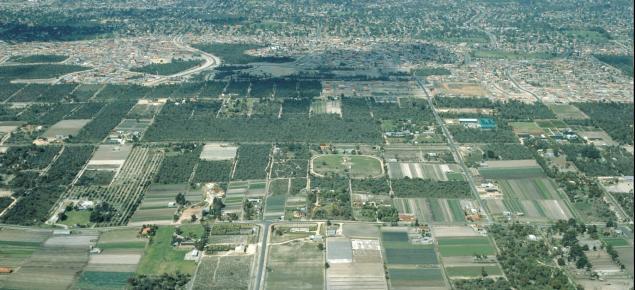 Perth outer metro area expands into prime market garden areas