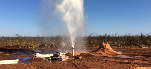 Drilling at La Grange