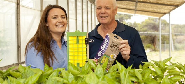 The Western Australian community has rallied to support surveillance efforts for the insect pest the tomato potato psyllid (TPP) and the spring adopt-a-trap program is now fully subscribed.