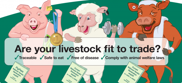 Are your livestock fit to trade