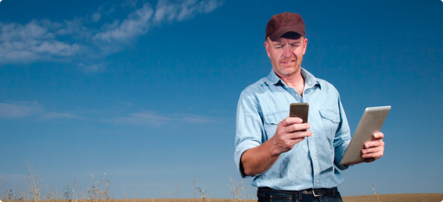 The WA IoT DecisionAg grant is helping find solutions to on-farm connectivity challenges.
