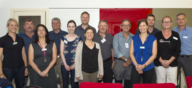 European Wasp Working Group