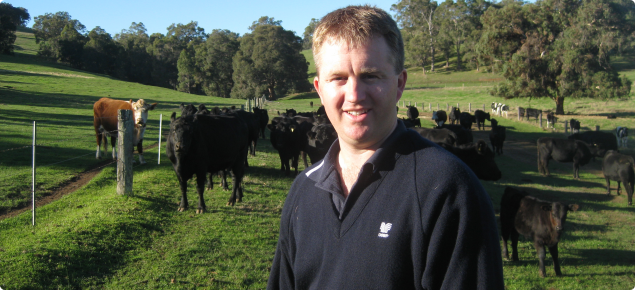 Careers in the food and fibre industry- Market Development Manager, Pastures