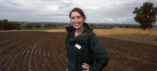 Grower Group Network Project Officer