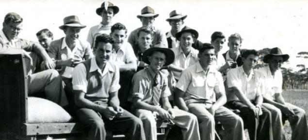 Merredin field day 1952