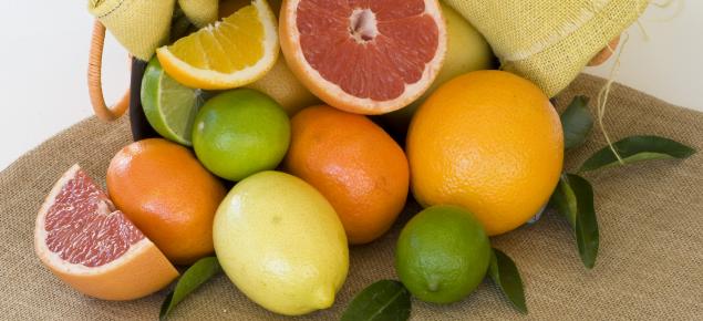 Citrus types grown in WA