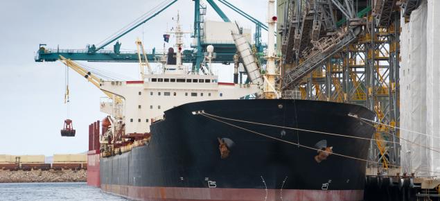 grain ships