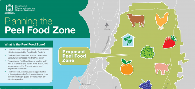 Peel Food Zone