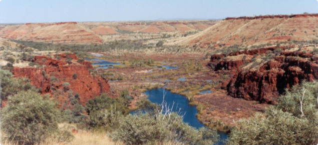An inventory and condition survey of the Pilbara region, Western Australia