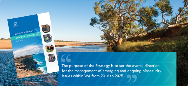 Biosecurity Strategy 2016-2025