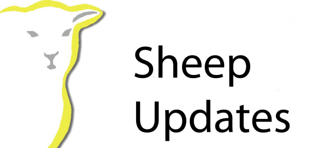 Sheep Updates logo