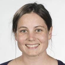 Jenni Clausen DPIRD staff member