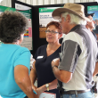 Visit the department shed at Wagin Woolorama