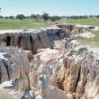Severe gully erosion