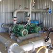 Centrifugal pump installation in Capel