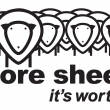 More sheep logo