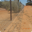 State Barrier Fence with the installation of lap wire which has upgraded the fence to wild dog standard