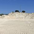 Limestone mine near Myalup.