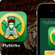 The flystrike Assist app for iPhone and iPad