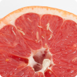Grapefruit with Medfly larvae DAF8717