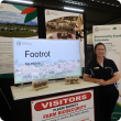 DPIRD biosecurity officer Jemma Thomas