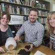 Katherine Smart, Kahl Fischer and Kerry Regan