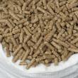 Bag of cattle pellets