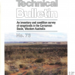 An inventory and condition survey of rangelands in the Carnarvon Basin, Western Australia