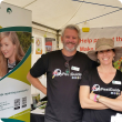 Department of Agriculture and Food officers Laura Fagan and Rob Emery will be offering the latest biosecurity information and reporting tools for home gardeners at the 2017 Perth Garden Festival, running 27-30 April.
