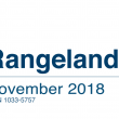 Rangelands Memo, November 2018 banner