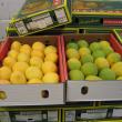 Organic mangoes