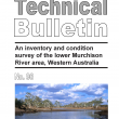 An inventory and condition survey of the lower Murchison River area, Western Australia. Technical bulletin no. 96