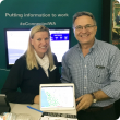 eConnected information at Mingenew Midwest Expo
